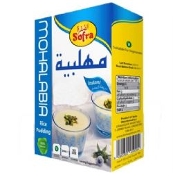Buy Mohalabia | Mohallabia | Rice Pudding | Middle Eastern | Shop Online | UK